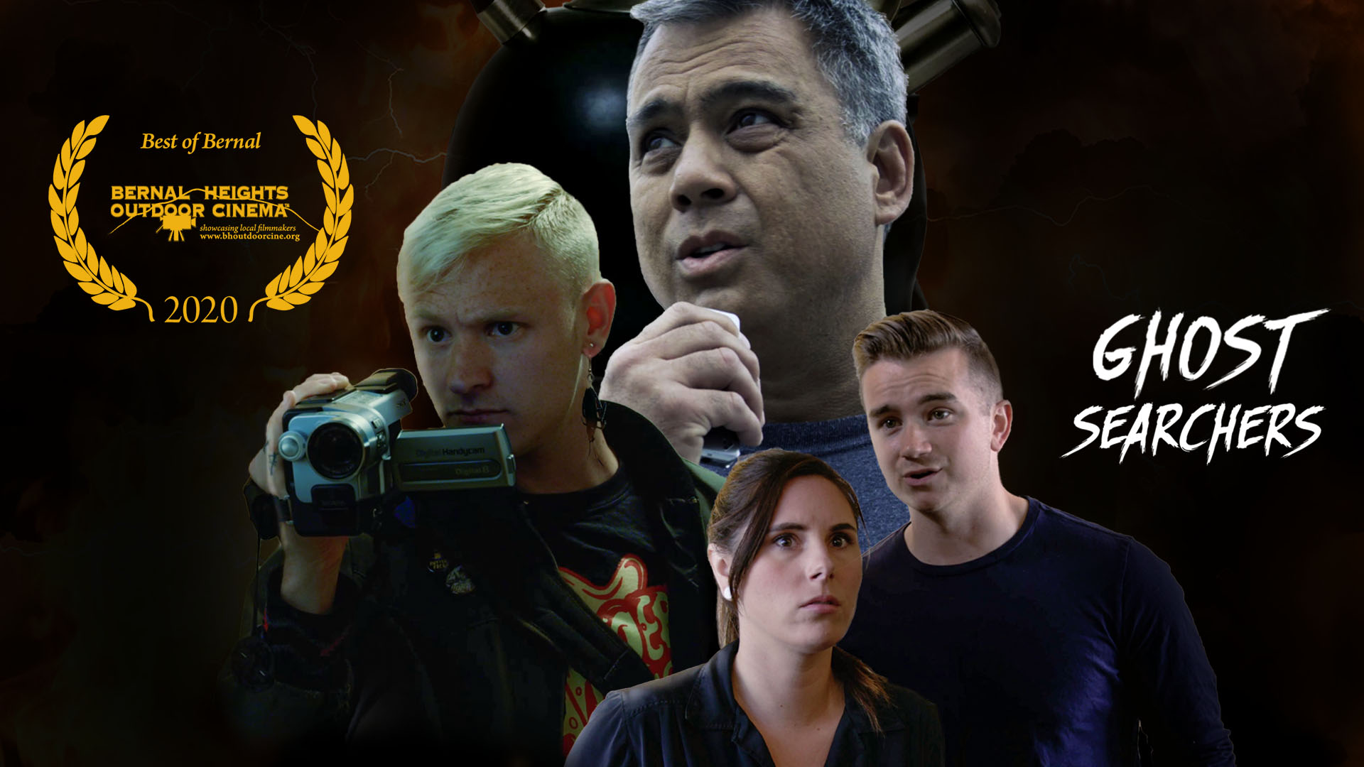 Ghost Searchers takes the Good Life Audience Award! 0