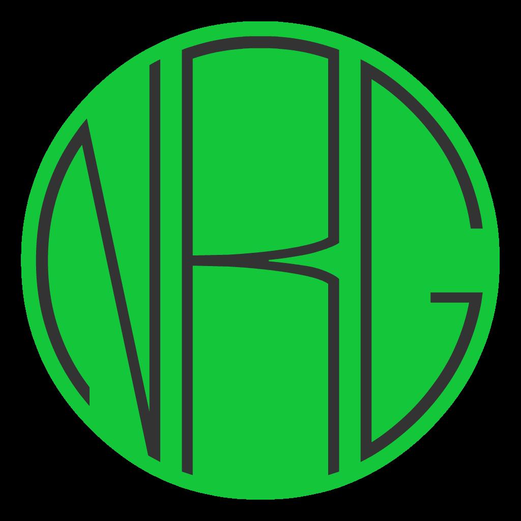 NRGmoviereview Logo Design 0
